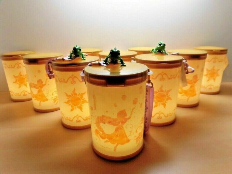 Tokyo Disney Resort Limited Rapunzel Popcorn Bucket with New Tag