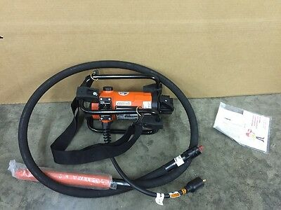 VIBCO ACE7-1-1/2 11000 RPM 115VAC Electric Internal Concrete Vibrator 2-1/2HP