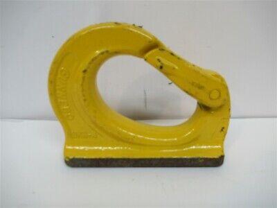 Gunnebo 545816 Z6521160 Ukn-4 4 Ton Universal Weld-on Excavator Hook