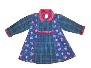 Baby GAP Plaid Floral Dress + 2 Pairs Tights-12-18 mos Gatineau Ottawa / Gatineau Area image 2