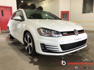 2016 Volkswagen GTI Golf  NAVIGATION - T