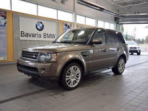 2010 Land Rover Range Rover Sport V8 HSE