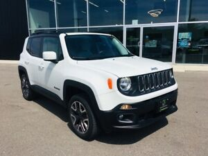 2015 Jeep Renegade North, Remote Start, Heated Seats