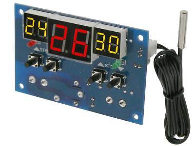 Digital Temperature Controller Thermostat 32709 Mp