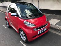 SMART FORTWO PASSION (red) 2011