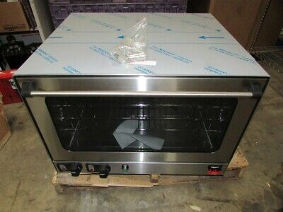 New Vollrath Cayenne Countertop Convection Oven Model Coa 8005 W Cosm Damage