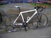 54cm mens btwin road bike good condition good working order bargain