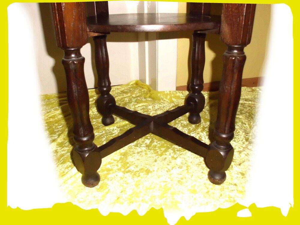 kleiner beistelltisch rauchertisch tisch mit einer. Black Bedroom Furniture Sets. Home Design Ideas
