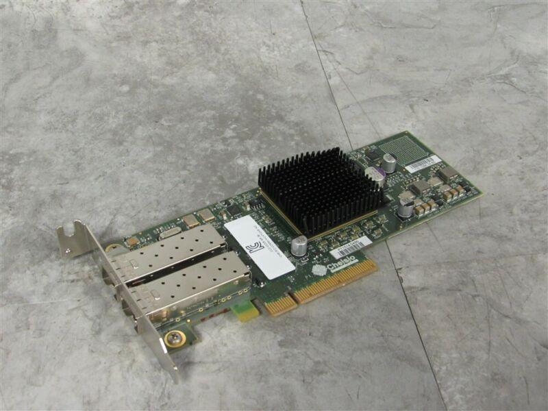 Chelsio dual port 10gb/s sfp LOW PROFILE BRACKET 110-1088-30 CC2-N320E-SR