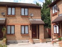 1 bed end terrace house with a large garden to let immediately - NO DSS or Agents