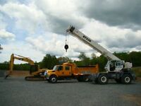 TRAINING: EARTH MOVING, CRANE & CLASS 3