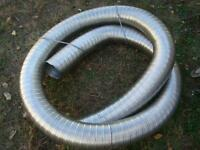 """Wood Stove Stainless Steel Chimney Liner 6"""""""