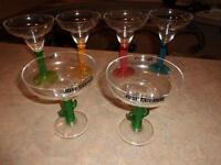 Daiquiri/Margarita Plastic Glasses