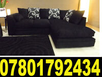 SOFA BRAND NEW LUXURY CORNER SOFA FAST DELIVERY 6