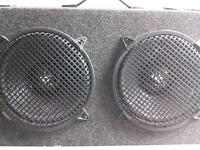 Portable speaker in good condition for sale!