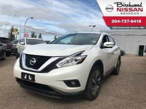 2016 Nissan Murano Platinum Fully Loaded! ONE Owner