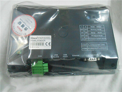 Mt4414te Kinco Hmi Touch Screen 7 Inch 800480 Ethernetprogram Cable New In Box