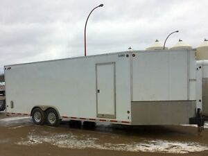 2014 CJAY CJ823-66-T35-4S Enclosed Cargo Trailer