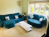 CHEAP! DFS Sofas for sale - Immaculate Condition