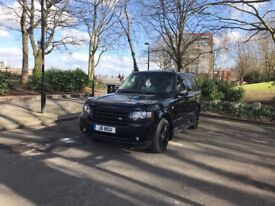 Range Rover vogue Westminster 2012