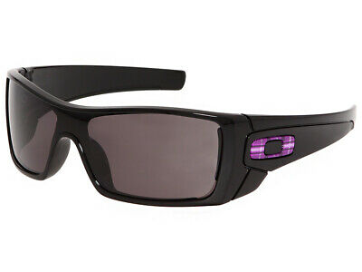 Oakley Batwolf Sunglasses OO9101-08 Polished Black/Warm Grey