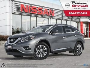 2018 Nissan Murano SV 2018 Murano SV, Heated Steering Wheel, NAV