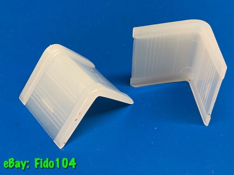 (18) Plastic Edge Guards for Strapping cardboard box, pallet (Corner, Protector)