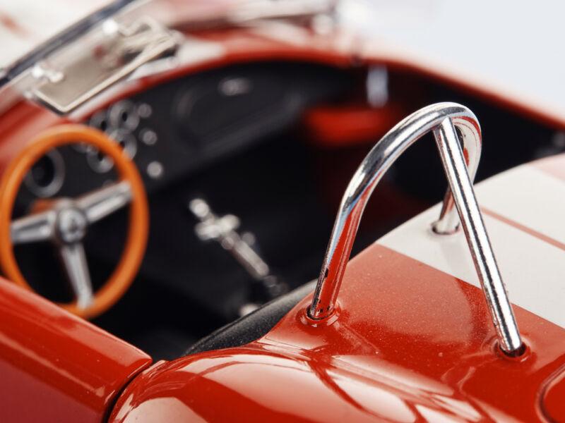 Bei echten Modellauto-Liebhaberstücken kommt es auf die Details, die Farb- und Modellvarianten an