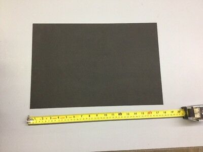 Black Kydex Plastic Sheet .060116 X 12 X 18 Haircell Finish Thermoforming