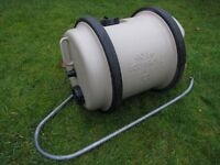 40ltr Aquaroll. Good condition overall. Clip on/off handle included.
