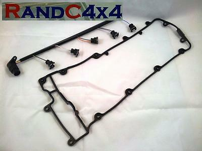 Land Rover Discovery TD5 Rocker cover gasket & injector wiring Loom Harness >01