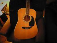 American Legacy Accoustic Guitar