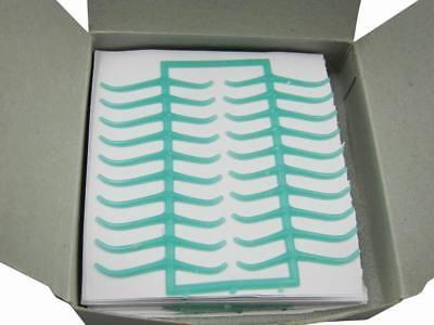 Dental Lab Wax Patterns Molar Clasps Partial Denture No. 0000988 Vep
