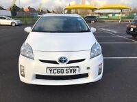 Toyota Prius T3 Vvt-I Cvt | 1.8 WHITE | PCO READY | PERFECT RUNNER | MOT: 27 Nov 2018