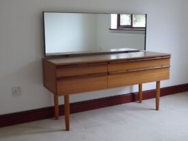 Classic GPlan style dressing table