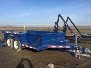 2016 Airtow Trailers UT14-10 Equipment Hauler Trailer