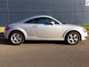 Classic Audi TT Manual Light & Powerful Long Rego Chatswood Willoughby Area Preview