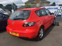 CAR FINANCE SPECIALISTS Mazda 3