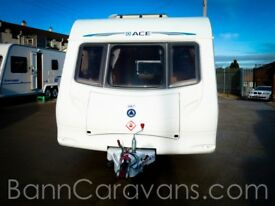 (Ref: 869) Swift Award Nightstar 5 Berth **Spacious Centre Bathroom**