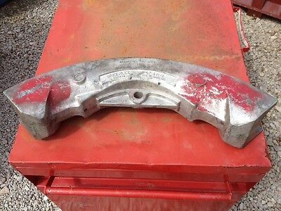 Used Greenlee 5014265 884 885 4 Ips Conduit Bender Bending Shoe