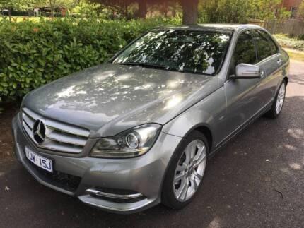 2011 Mercedes C250 CDI, W204 BlueEFFICIENCY Avantgarde Sedan