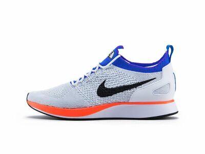 Nike Air Zoom Mariah Flyknit Racer 918264-100 10.5 USA / 9.5 UK...