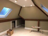 Plastering-painting-tiling - tel 07397745258