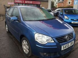 VOLKSWAGEN POLO S (blue) 2005