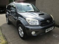 TOYOTA 4-RUNNER XT-R D-4D-- £100 Deposit £103.30x36 -- TIMING BELT REPLACED IN 2015 - (grey) 2005