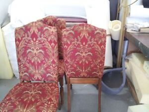 MAKE YOUR OLD CHAIRS NEW AGAIN ! Strathcona County Edmonton Area image 6