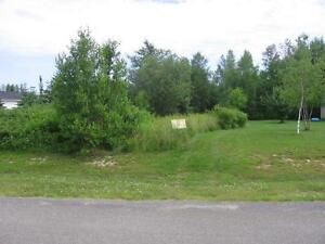 Building lots for sale in the Village of St Antoine NB