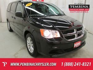 2016 Dodge Grand Caravan SXT *SIRIUS, TOUCHSCREEN, BLUETOOTH*