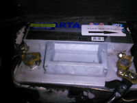 Varta D39 Car Battery (Used) For Sale