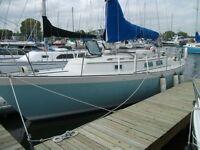 Niagara 31 Sailboat